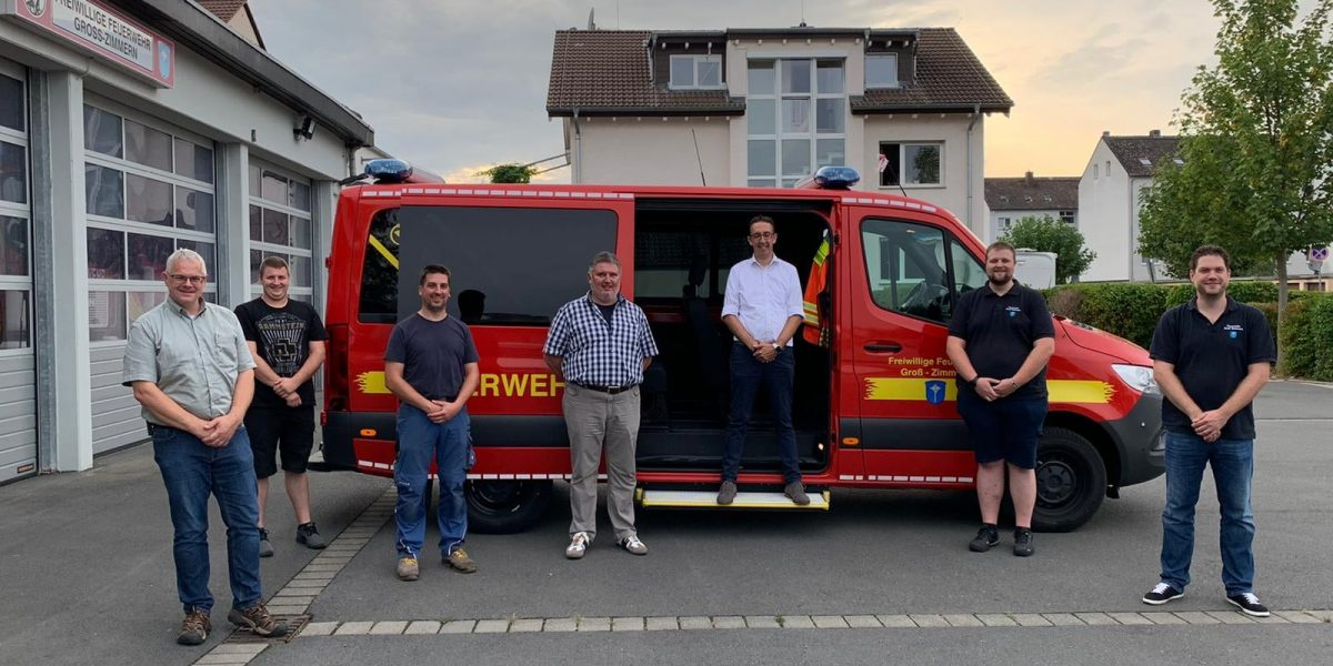 Feuerwehrverein Spende