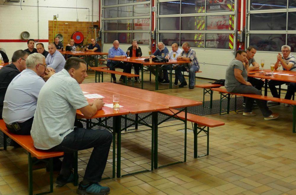 Jahreshauptversammlung Feuerwehrverein